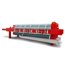 Установка фильтр-пресс для установки рециклинга бетона BIBKO Бибко
