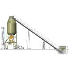 Бетонный завод Skako башенного типа Tower plant