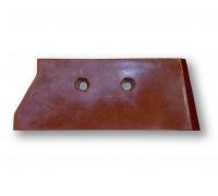 Полиуретановые лопатки для смесителя бетона Бетомаш