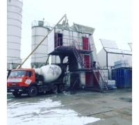 Тверь. Модернизация бетонного завода