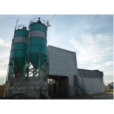 Бетонный завод ORU MS 3000/2000 - 80м3/ч