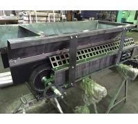 Изготовление конвейера-питателя