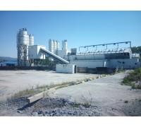 Находка.Liebherr демонтаж бетонного завода